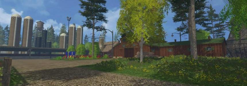 Ringwoods Farm Map v1.0