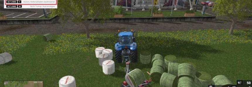 Automatic unloading a ball winder v1.0