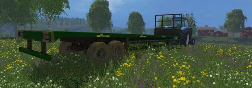 AWTrailer 42ft Bale Trailer v1.0