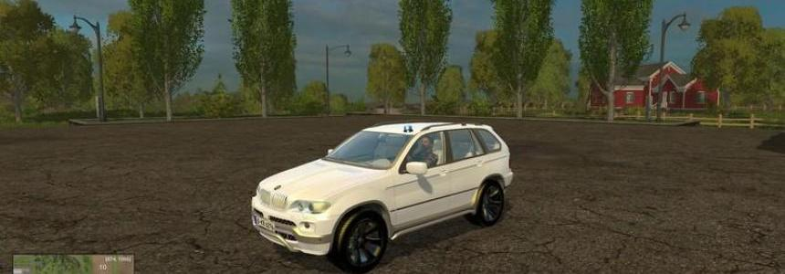 BMW X5 15 Special vehicle v1.0