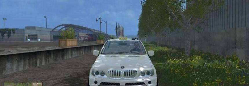 BMW X5 special vehicle v1.0
