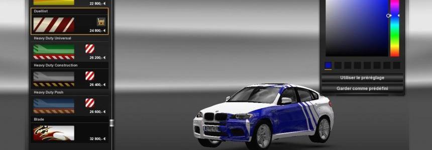BMW X6 1.16.x