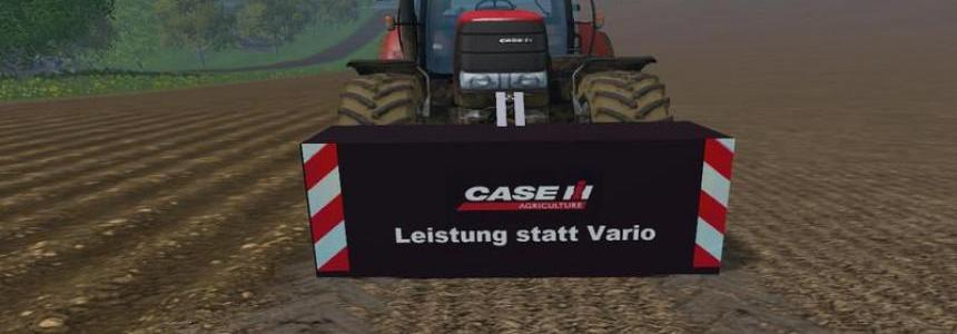 Case IH weight v1.0