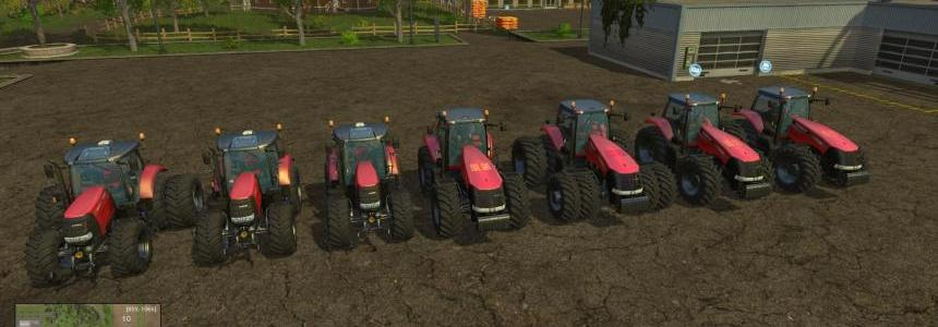 CaseIH Magnum and Puma & 7pack. V1.4 Final