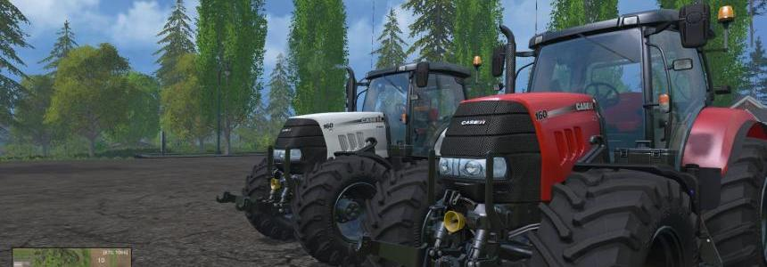 CASEIH Puma's with Front Loader Brackets V1.4 Final