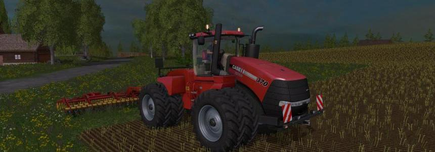 CaseIH Steiger 370 Rowcrop / Rowtrac Pack (Fixed)