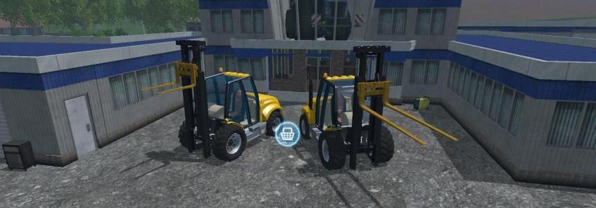 Caterpillar Forklift v1.0