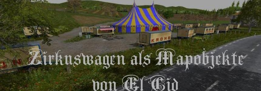 Circus caravan v1.0