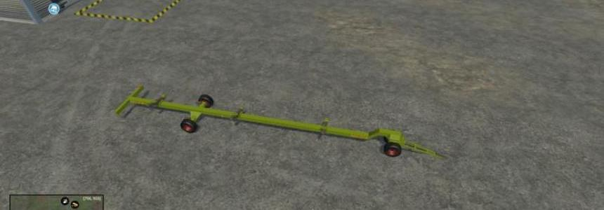 Claas Combine Header Trailer v1.0