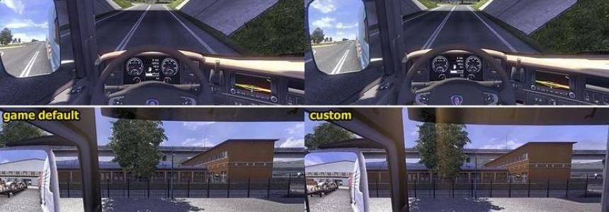 Customized camera FOV v1.2