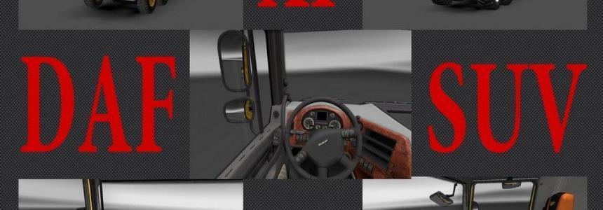 DAF XF SUV v1.16.x