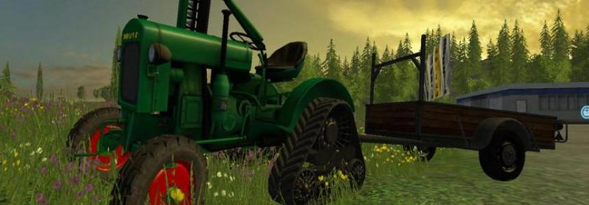 Deutz F1M414 Crawler v1.0