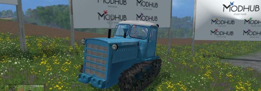 DT-75 Kazakhstan v1.0