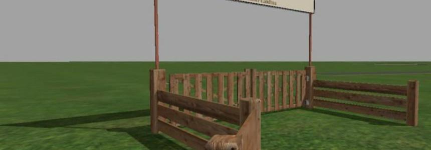 Farm gate v1.0 Animation