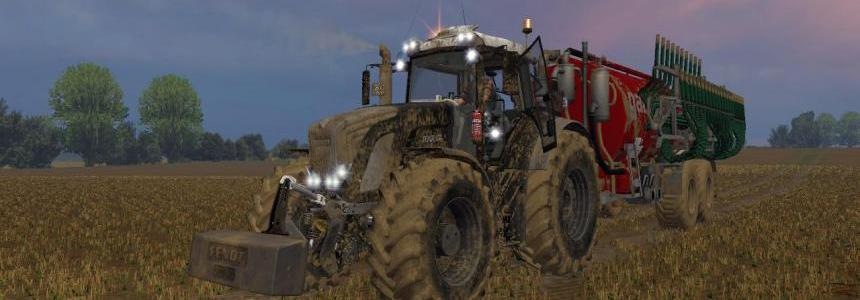 Fendt 936 Black Beauty [BloKK 187 Edit]
