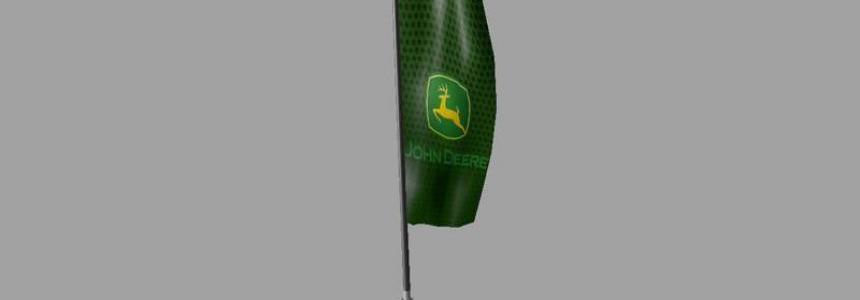 Flag John Deere v1