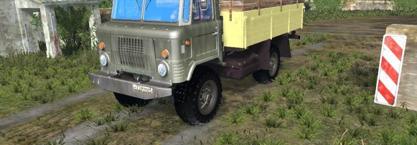 GAZ 66 v1.0