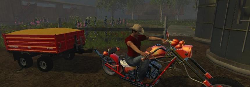 Harley + brantner v2 beta