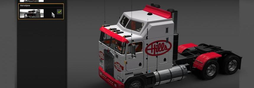 Hills Department Store (truck) v1