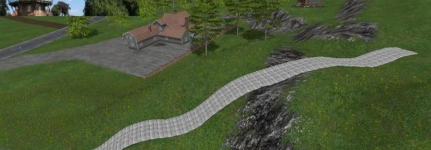 Hofplatte und Plattenweg v1.0