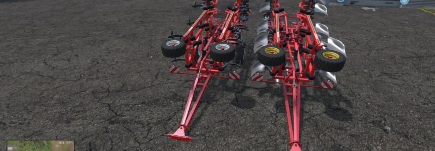 Horsch Multiplough and Terrano v1.0