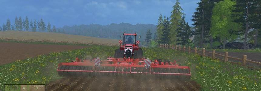 Horsch Tiger Multiplough and Cultivator v1.0