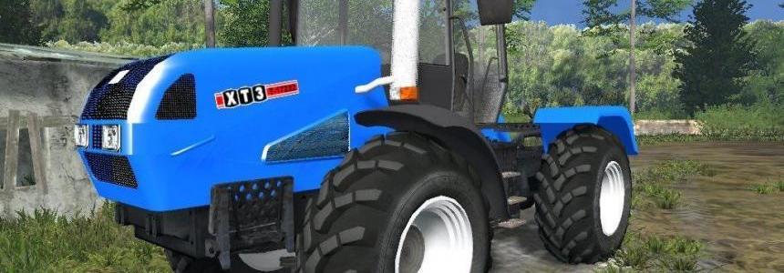 HTZ 17222 Tractor v1