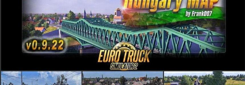 Hungary map v0.9.23 for 1.16.X