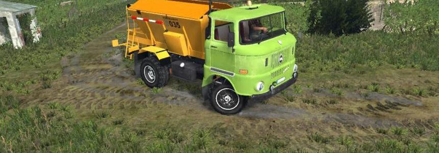 IFA W50 Fertilizer v1