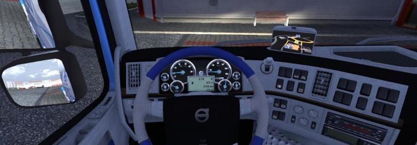 Interior Volvo 2009 v1.16