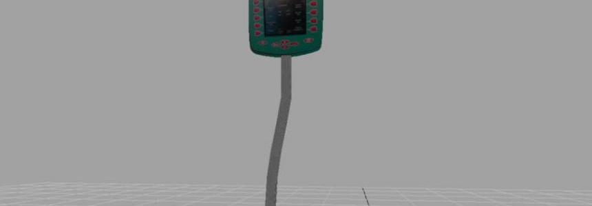 Jenz Control panel v1.0