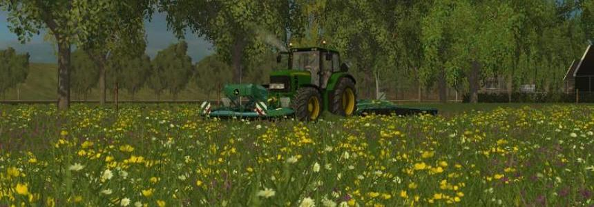 John Deere Mower Pack v1.0