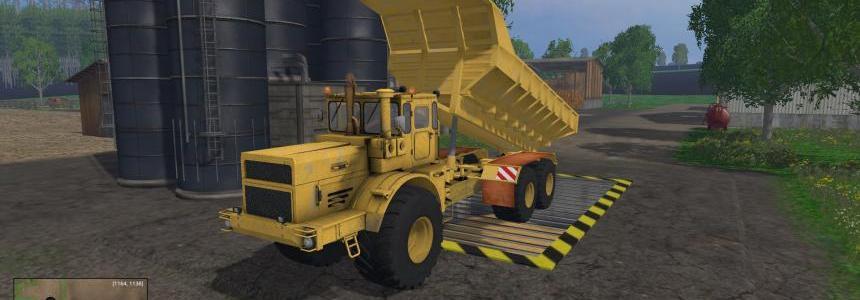K700 - 125000 Liters FS 2015