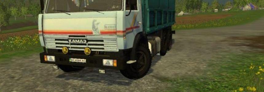 KAMAZ 45143 V2