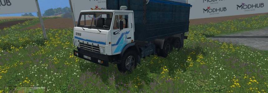 Kamaz 53212 v2.0 by Vitaliy Sobko