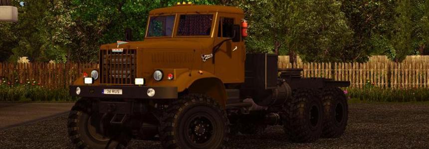 KRAZ-255 v1.16