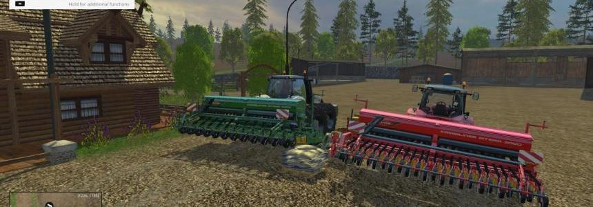Kuhn Sitera 3000 wide twinpack v1.2 Final