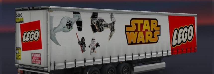 Lego Star Wars Trailer  1.16