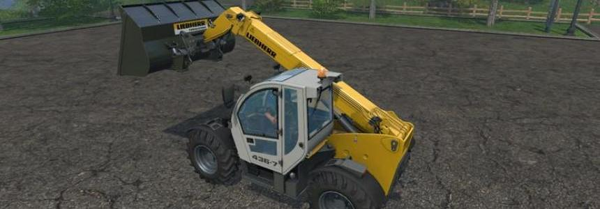 Liebherr Teleloader Hightipshovel v1.5