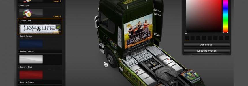 Lizard Lick Truck v1