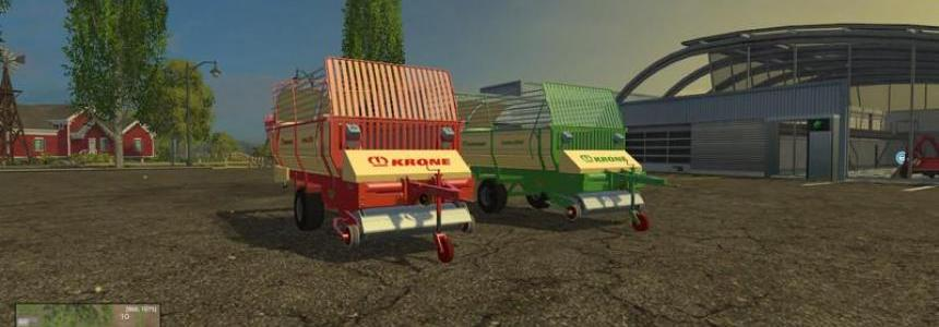 Loader Wagons v1.0