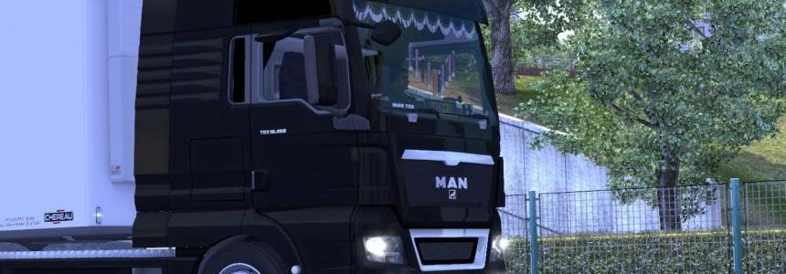 MAN TGX by TON