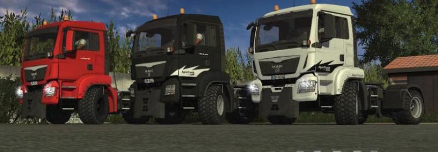 MAN Truck Agro Pack v1.0
