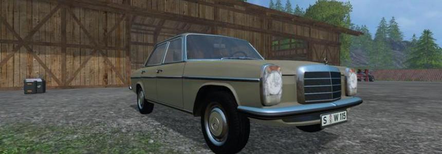 Mercedes Benz 200D 1973 v1.1