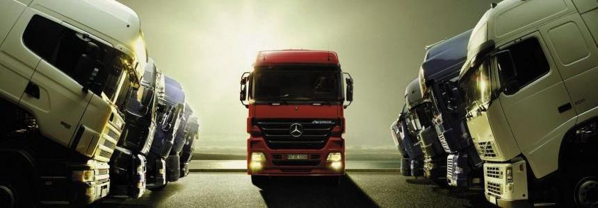 Mercedes Benz Actros Sound Mod