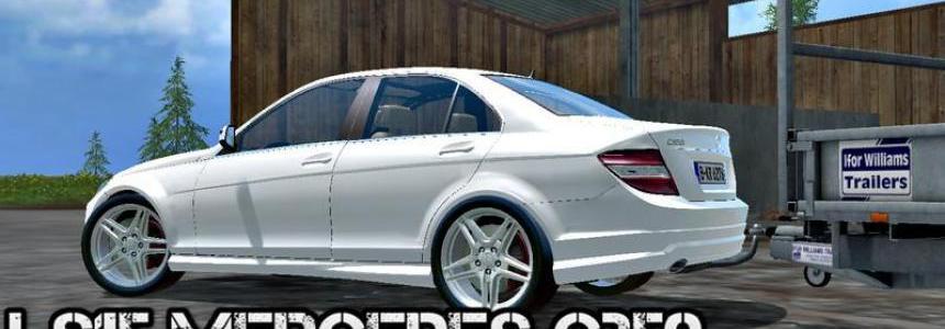 Mercedes Benz C350 CDI v1.0