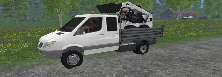 Mercedes Sprinter Kipper V1