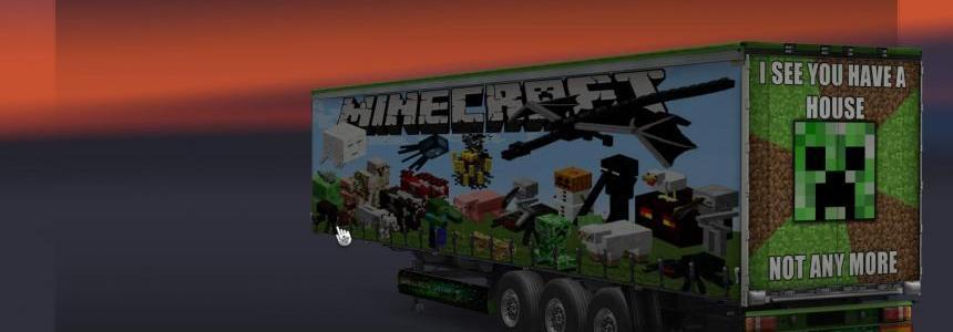 Minecraft Trailer v1