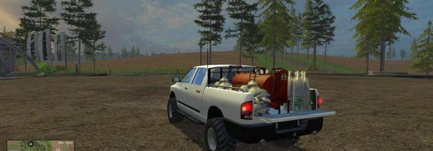 Mobile Supply Pickup and standard Pickup V1.0