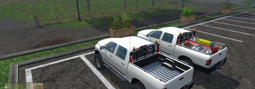 Mobile Supply Pickup and standard Pickup V1.1